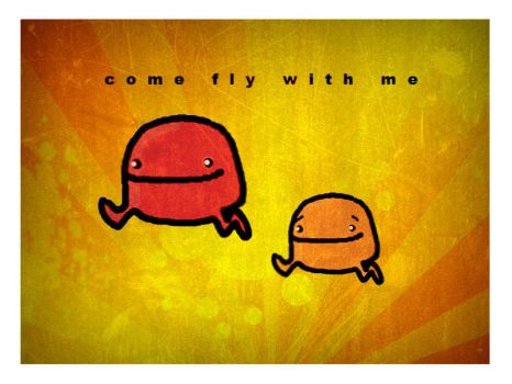 Fly with me... by aubertino