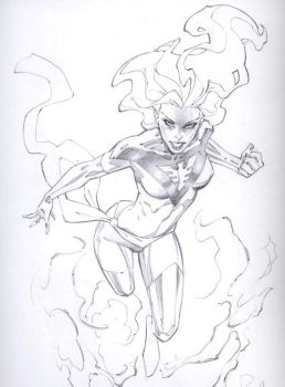 Dark Phoenix by RandyGreen