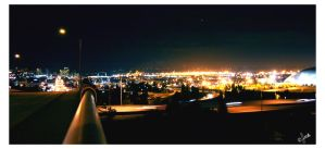 Tacoma's Night Life by JMarie-Photography