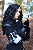 Yennefer of Vengerberg by natalinutmeg