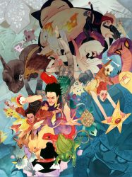 Pokemon!!! by kevinwada