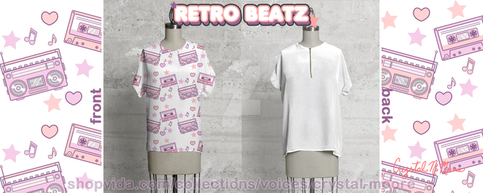 Preview - Retro Beatz by Crystal-Moore