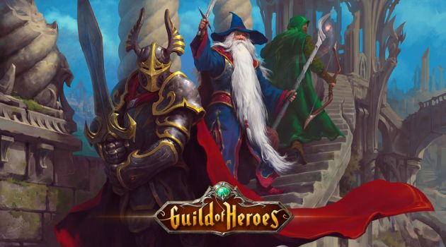 Guild of Heroes by mokhman