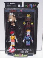 Peoplebusters miniMates custom by Derrico13