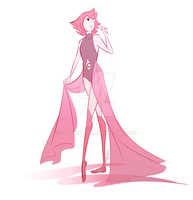 Pink Pearl by SketchyBun