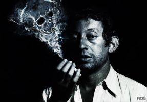 Gainsbourg by Fr3D52
