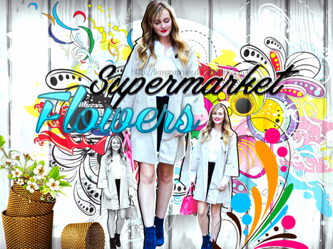 SUPERMARKET FLOWERS- LEIGHTON MEESTER by Liasgraphics