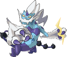 Thundurus Therian Forme|Day 19