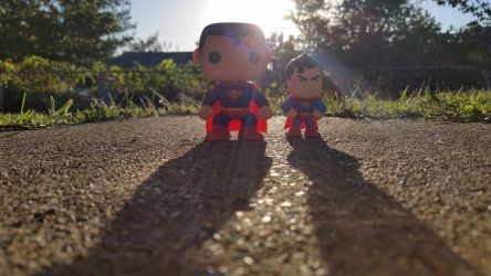 Supes by unseeliefaery