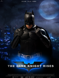 The Dark Knight Rises by Myst076