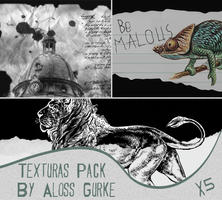 [TEXTURAS PACK 4] by alossgurke by alossgurke