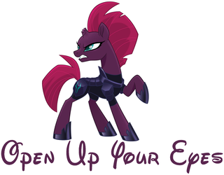 Open Up Your Eyes (Tempest Shadow) by hannah731