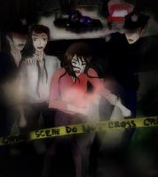 That's my little girl! Creepypasta Sally's Parents by Nitanyy