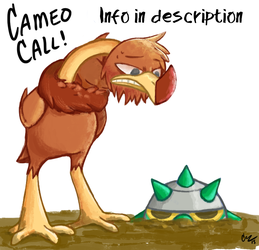 Rival Gates - Team Umbel CAMEO CALL! by brushtrail