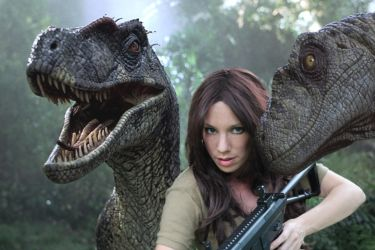 Say Hello to my little friends! by CosplayCandy