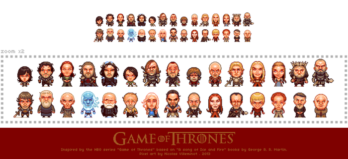 Game of Thrones by ElectroNic0