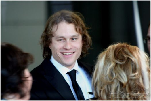 Heath Ledger by Kerridwyn