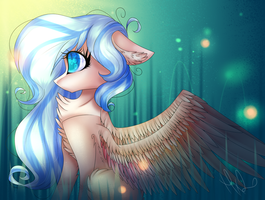 - Art Trade - Rainbow Soap  by JemmieJ18