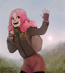 Let's Adventure! by MellowTheArtist