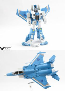 Custom Transformers Classics Icestorm (rainmaker) by chonosmoon
