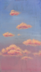 Evening Clouds by Verbeley