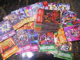 Marik Deck Anime Style 1 by Carlos123321