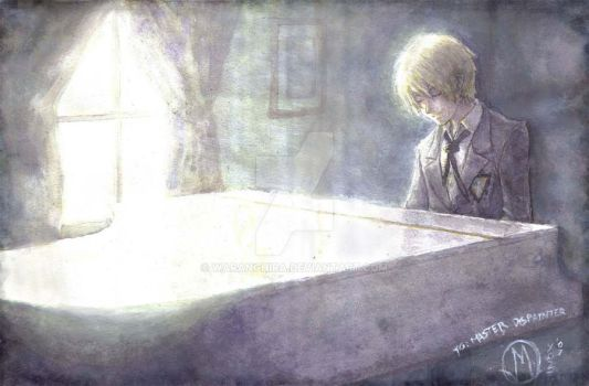 TAMAKI: The Lonely Prince by waranghira