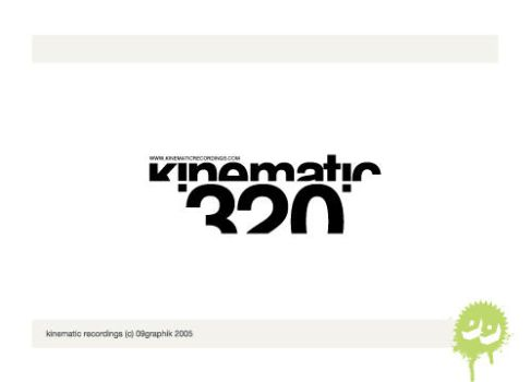 Kinematic 320 by collaps09