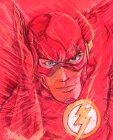 The Flash by Graymalkin2112