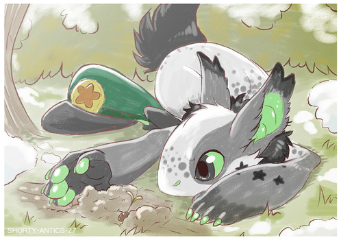 SPRING PROMPT by shorty-antics-27