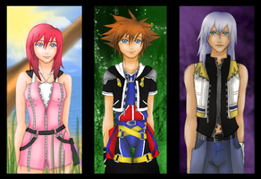 KH: Worlds Apart by Swag-Thomas-Stroker