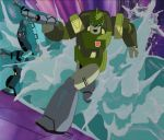 Flood opens up within Unicron by du365