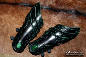 Frikka bracers -1 by AtelierFantastique