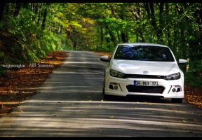 VW Scirocco ABT - 2 by rugzoo
