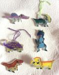 Dinosaur King Crafts by Sia-the-Mawile