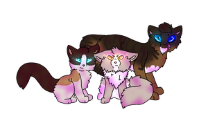 The smol babs of Bearclan by Septicd00dles