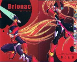 Brionac - Zero - Omega by Absolute-000