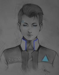 RK900 sketch by AikaXx