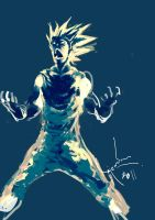 Vegeta process by bloodcult