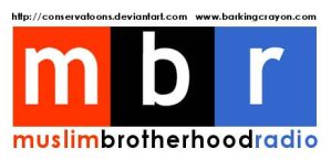 New Logo of NPR by Conservatoons