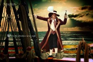 Captain James Hook by DuysPhotoShoots