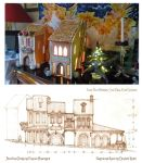 Gingerbread House made from a design of mine... by Built4ever