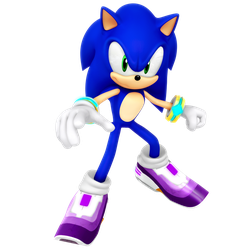 Sonic 06 Upgrades, Gem Shoes and Bounce Bracelet. by Nibroc-Rock