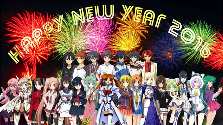 Happy New Year 2016 by TheLim155