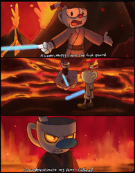 CH: Cup wars by Chulala