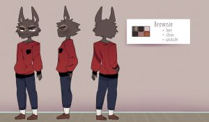 | Brownie // Reference | by Ferfini