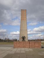 Soviet Liberation Memorial by Kooskia