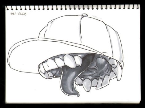 Cap with Grip by theCHAMBA