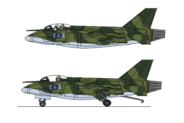 Sal At 1  reaper navy ground support jet by CorporalDeath49