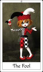0 - The Fool, by Margy by FantasiesRealmMarket